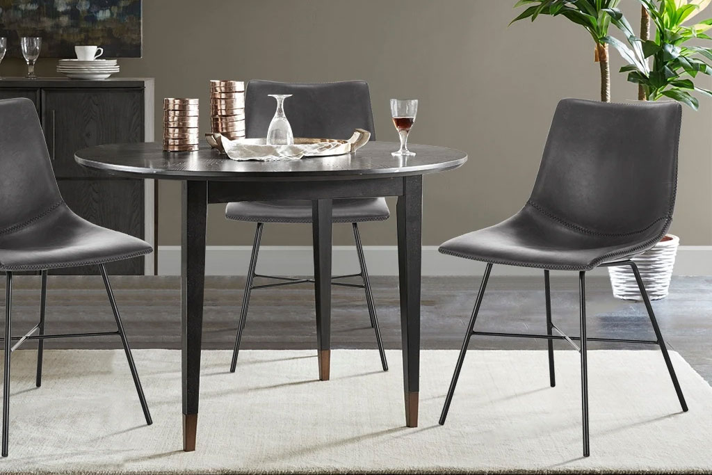 paxton dining chair poly and bark sodafine