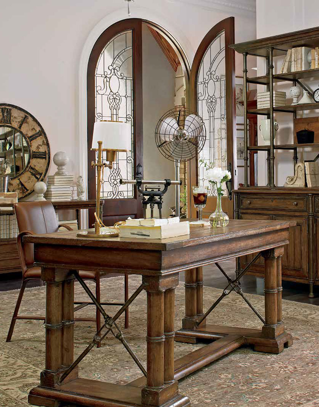 european farmhouse collection home office stanley furniture sodafine
