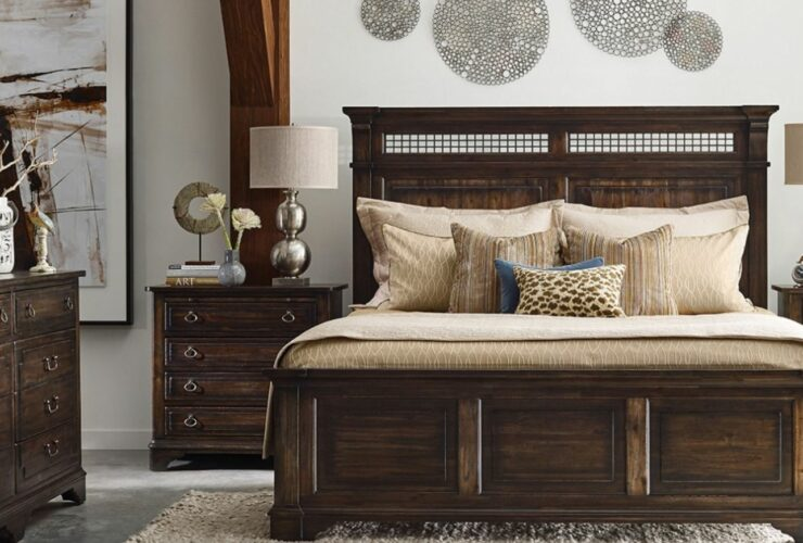 Kincaid Furniture Wildfire Bedroom Collection Sodafine