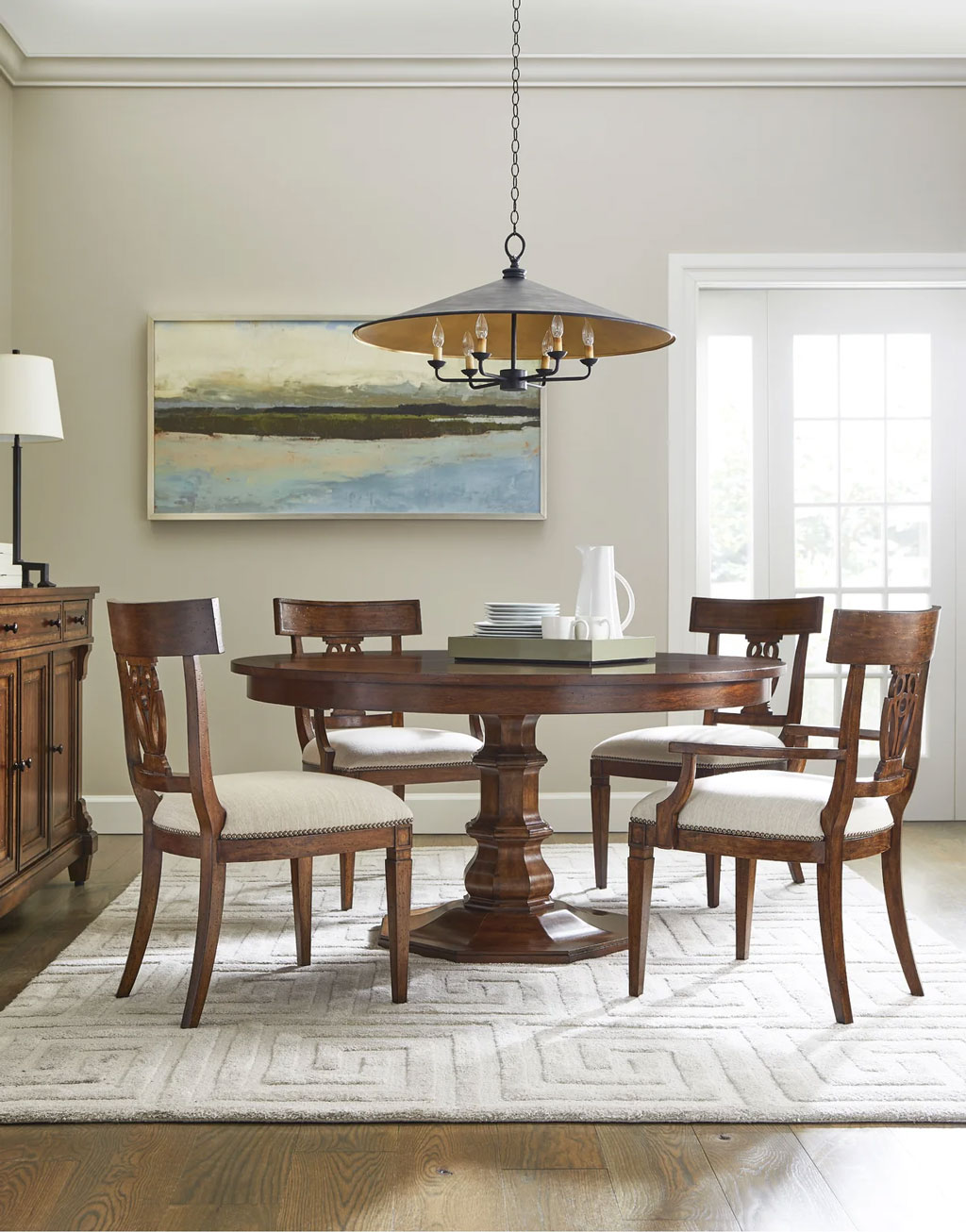 stanley old town extendable dining sodafine