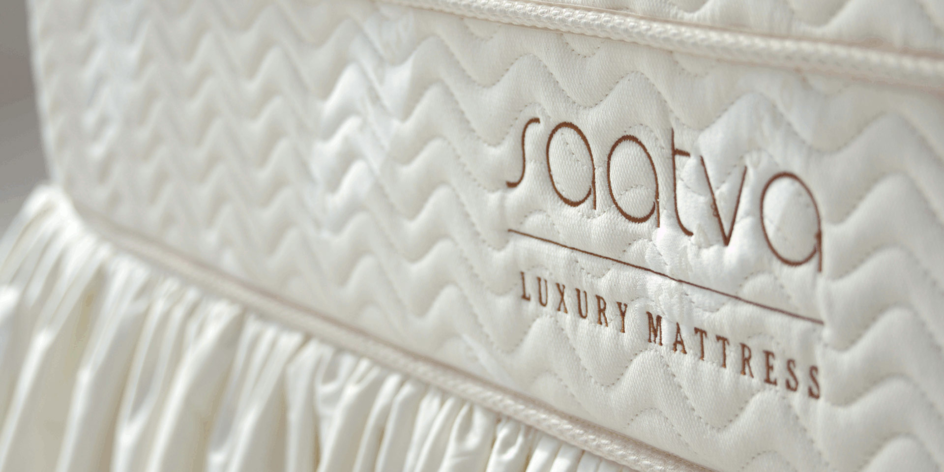 Saatva Mattress Stitching