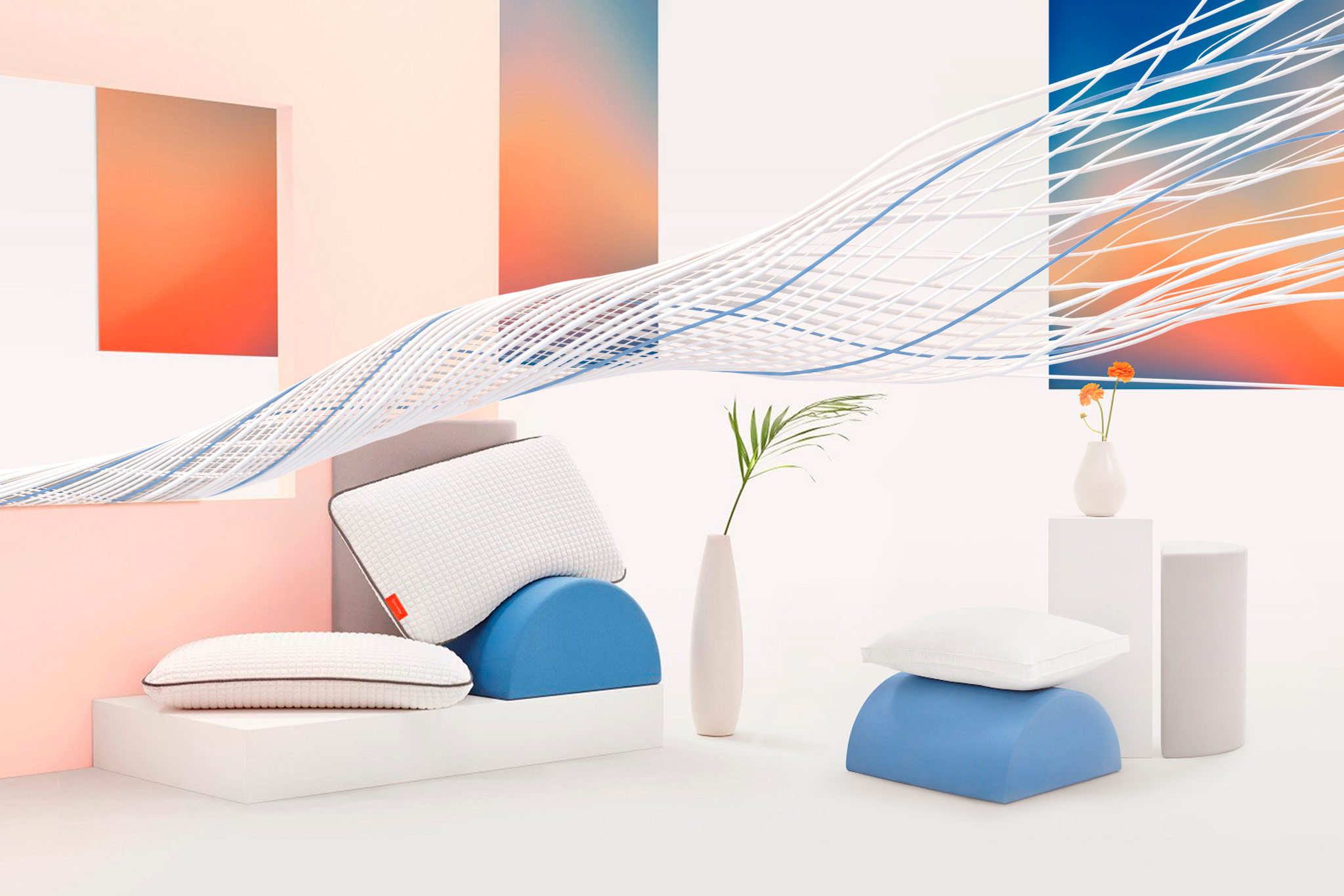 Tomorrow Sleep Memory Foam Pillows