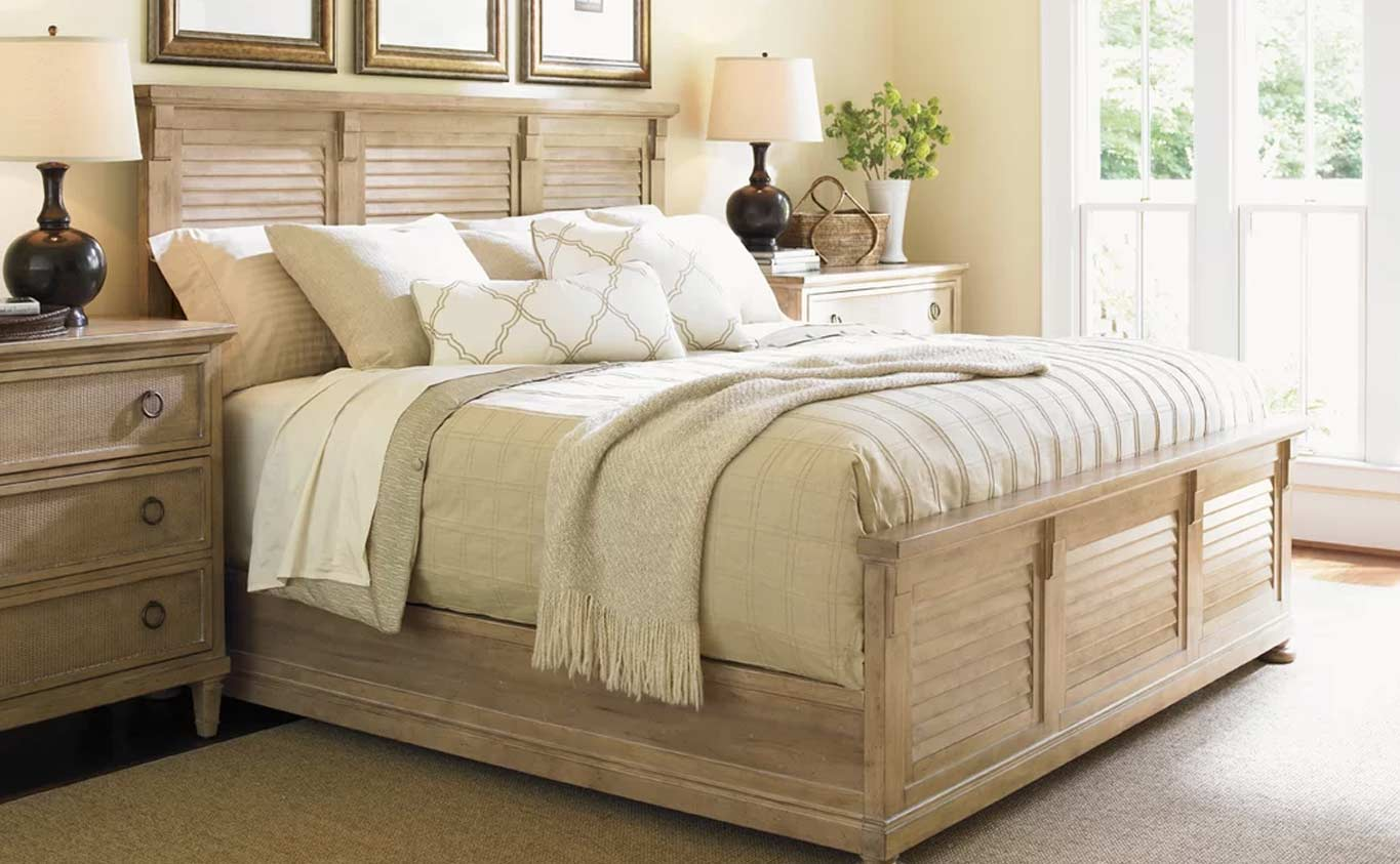 cypress point bed