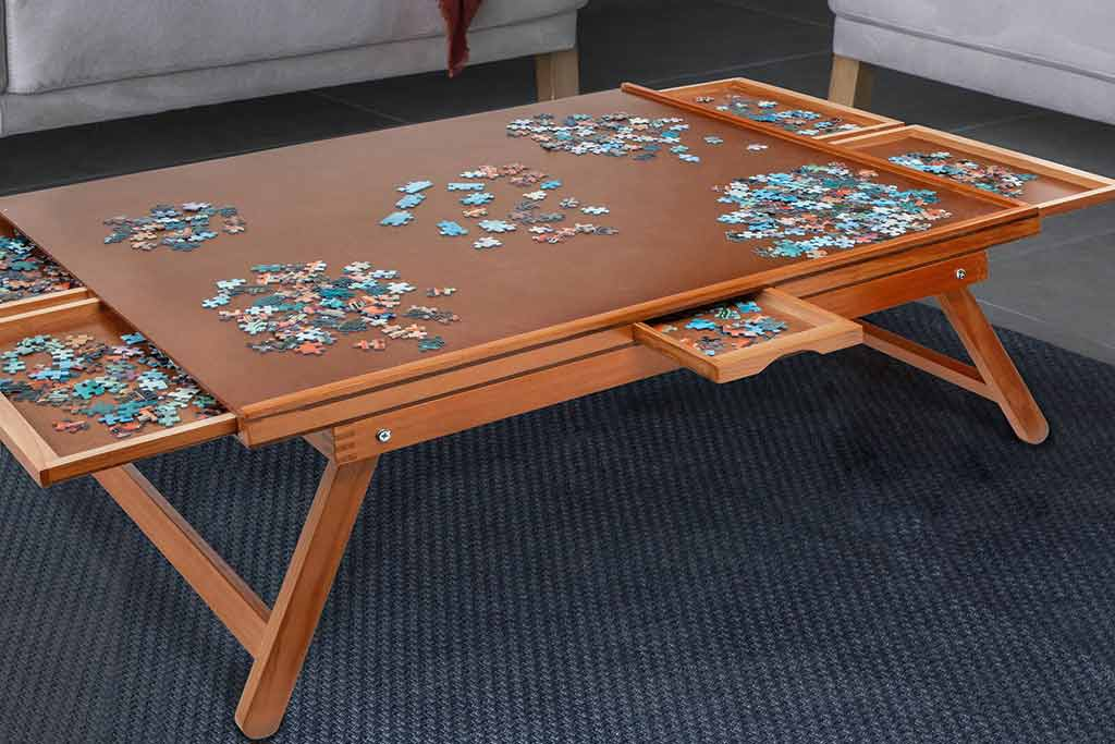 best jigsaw puzzle tables 3