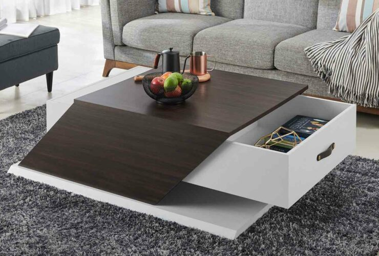 extendable coffee tables