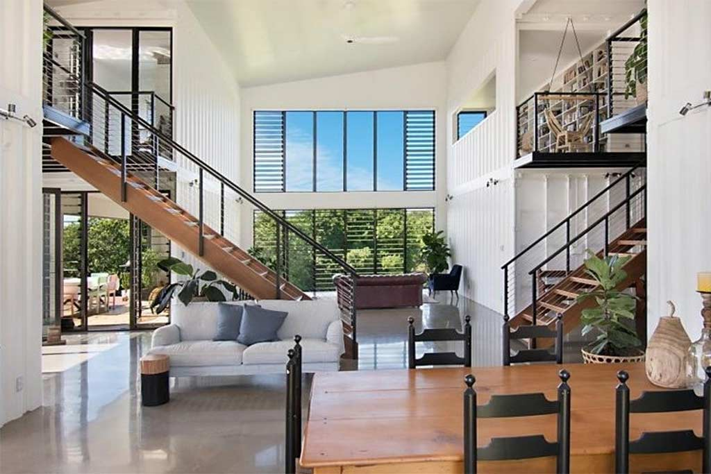 luxury shipping container homes 2