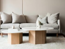 stone top coffee tables